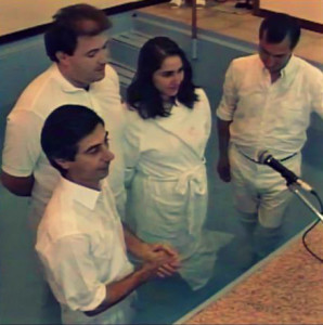 Battesimo Alfonso e Rita